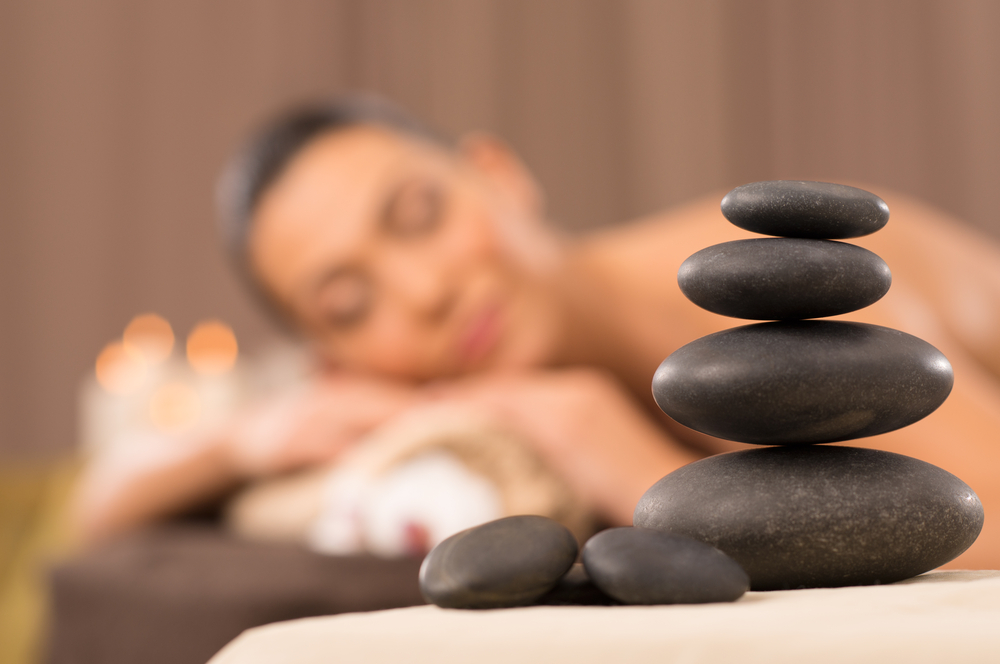 Hot stone massage Nicola O'Mally ireland